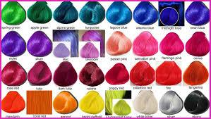 Arctic Fox Hair Dye Colour Chart Purple Hair Dye Color Chart 523313 Arctic Fox Semi Permanent