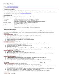 Excel Skills Resume Examples Excel Skills Resume Examples Resume Papers 1