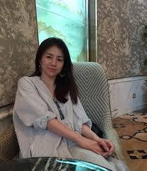 井川遥の髪型ヘアスタイル前髪や作り方のオーダー方法は Cuty