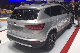 new car release dates ukNew SEAT Ateca SUV prices specs and release date  Auto Express