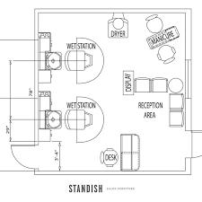 Best 25 Small Salon Designs Ideas On Pinterest  Small Salon Floor Plans For Salons