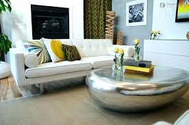 modern silver coffee table modern style coffee table unique round contemporary silver coffee in silver coffee