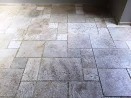 Travertine Kitchen Floor Tiles Zciiscom Travertine Tile Shower Floor Care Shower Design