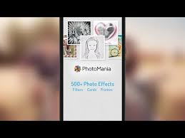PhotoMania - Photo Effects - Apps on Google Play
