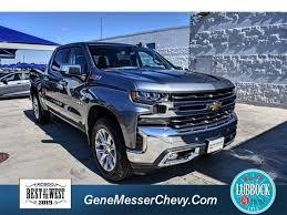 New Chevrolet Silverado 1500 (Satin Steel Metallic) For Sale Near ...
