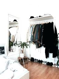 Closet ideas tumblr Pinterest Open Closet Ideas Open Closet Bedroom Open Closet Ideas White Walk In Closet Bedroom Displayed Wardrobe Open Closet Ideas Starwebco Open Closet Ideas Ideas For The Open Closet In The Room How To Hide