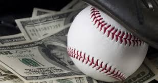Image result for baseball money