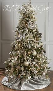 Grey Christmas Tree 36 Best Christmas Tree Examples Images On Pinterest Merry