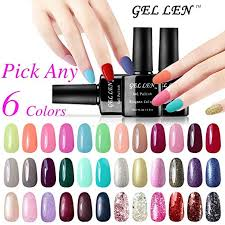 The Best Professional Gel Nail Polish Reviews Guide 2019