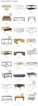 Certain accent pieces of furniture do wonders to complete a sophisticated living area. How To Pick A Coffee Table 105 Picks For Every Space