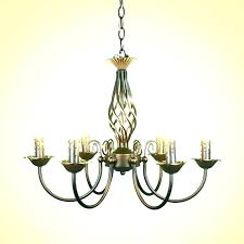 hanging candle chandelier non electric chandeliers outdoor candelabra medium size of el fake candle chandelier