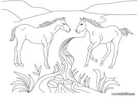 Horses Coloring Pages Horse Coloring Pictures For Adults Colouring