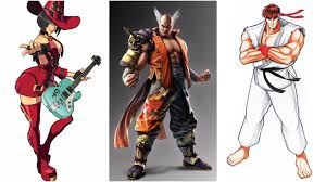 poll japan s favourite fighting games kotaku australia