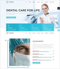 22 Best Dental Clinic Website Templates Themes 2018 Templatefor