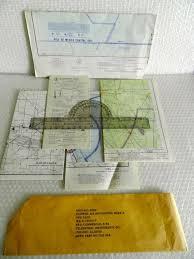 Aeronautical Chart Maps Felsenthal Air Flight Plotter