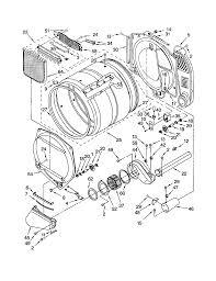 kenmore model 11092822102 residential dryer genuine parts kenmore 80 series gas dryer wiring diagram Kenmore Gas Dryer Wiring Diagram #17