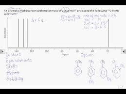 How2 Interpret A Carbon 13 Nmr Spectrum