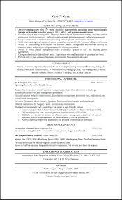 Recovery Nurse Sample Resume Recovery Nurse Sample Resume Shalomhouseus 10