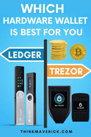 Ledger blue is the most advanced hardware security equipment on the market. Trezor Vs Ledger Which Hardware Wallet Is Best For You Thinkmaverick My Personal Journey Through Entrepreneurship