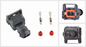 Bmw Fog Light Connector 2 Pin Headlight Fog Turn Signal Connector Kit For Fiat Iveco Mb Renault Volvo Daf Bmw Vw