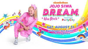 Nickelodeon's JoJo Siwa D.R.E.A.M. Tour ...