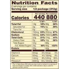 pf chang nutrition chart besto