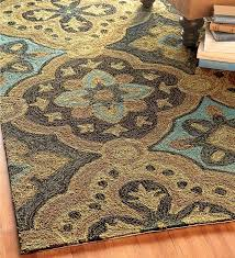 clearance rugs 8x10 indoor outdoor rug hand crocheted crate and