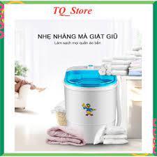 Máy Giặt Mini dành cho trẻ nhỏ và đồ cá nhân 4,5Kg tiết kiệm điện model  45-C [Hàng loại 1] tại Hà Nội