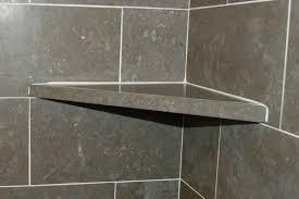 corner tile shower.  Corner Shower Corner Shelf On Top Of Tile Course Inside Corner Tile Shower W