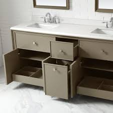 Check Out Marthas New Line of Bath Vanities for The Home Depot