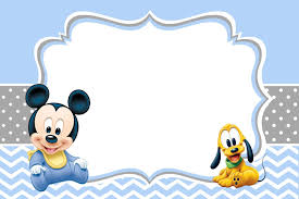mickey and minnie invitation templates baby mickey mouse invitation template oxyline f8d0364fbe37