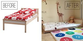 Great Since I Wrote About Oliveru0027s Montessori Bedroom All Ikea, Many Of You Have  Asked Me About The Bed. Get Ready For A Trip To Ikea, Because Today Iu0027m  Going To ...