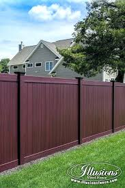 Brown vinyl privacy fence Wood Best Kaliman Rawlins Best Fence Vinyl Fence Panel Vinyl Fence Panels Best Fence Panel For
