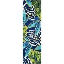 safavieh indoor outdoor rug indoor outdoor rug runner palms azure forest green 2 ft 6 in