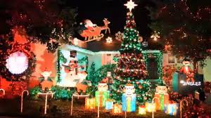 Nbc News Christmas Lights Let It Glow Contest See A House With Truly Amazing Holiday