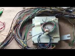 2001 subaru impreza 2 5rs vw wiring harness conversion youtube subaru wiring harness merge at Subaru Wiring Harness Conversion