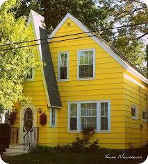 Image result for edificios amarillos