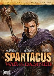 Spartacus: War of the Damned [3 Discs] [DVD]