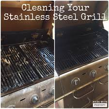 Cleaning Your Stainless Steel Grill
