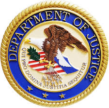 Amazon.com: Wall Plaque of Seal of Department of Justice (DOJ), Official Colors: Wall Art