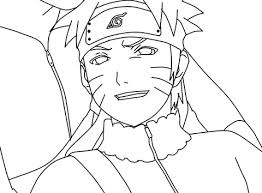 Naruto Coloring Pages The And Nine Tailed Fox Kurama Best Free
