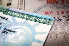 how to get a green card to work in the u s