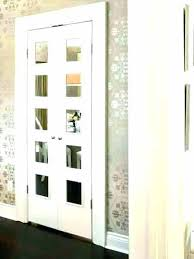 pantry doors bi fold s closet door hardware interior frosted glass etched ha
