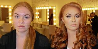 before and after makeup photos spark debate on reddit huffpost