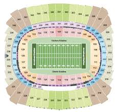 Buy Kansas City Chiefs Tickets Seating Charts For Events