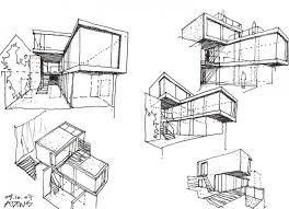 architecture design sketches. Glamorous Architecture Design Sketches Image Of Furniture Creative Title