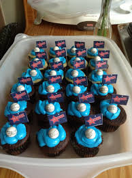 Cute Simple Cupcakes For A 2 Year Old Boy Birthday Party Party