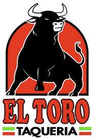 toro logo png. el toro taqueria logo png