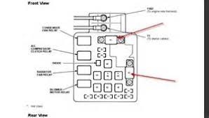similiar 2005 honda odyssey fuse diagram keywords 1997 honda civic fuse box diagram on 2005 honda odyssey fuse diagram