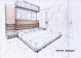 interior design bedroom drawings. Woodworking Design Howo Draw Furniture Exciting Interior Bedroom Drawing With Additional View Of Roomone Point How Drawings O